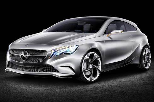 2018 Mercedes A Cl To Gain Autonomous Tech From S