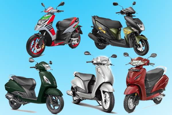Prime Best Scooters In India Top 5 Scooters You Can Buy In 2017 Evergreenethics Interior Chair Design Evergreenethicsorg
