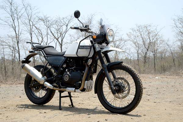 Royal Enfield Himalayan Not Being Discontinued Autocar India