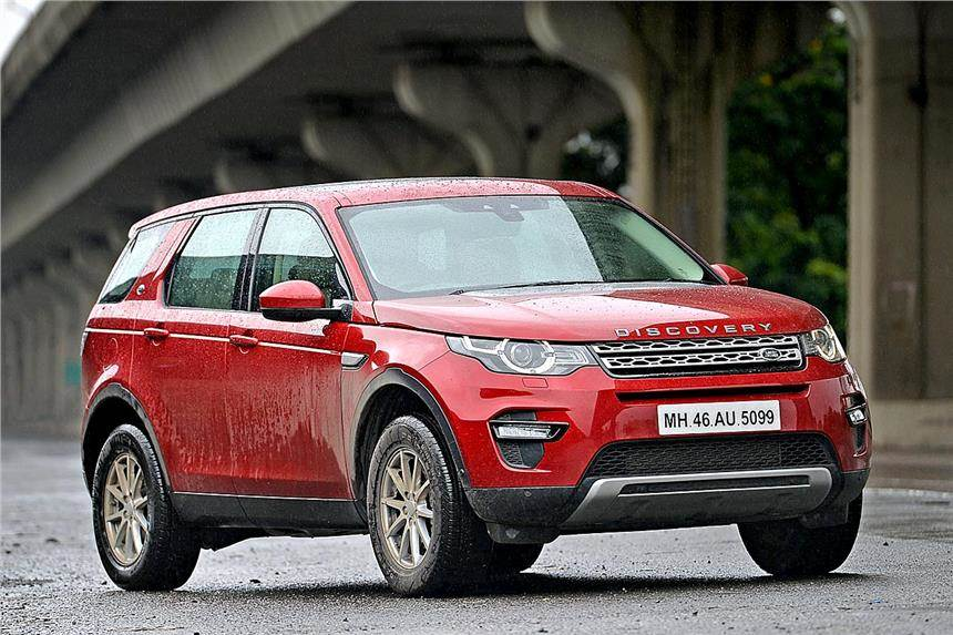 Land Rover India Reveals Updated Price List With Gst Autocar India