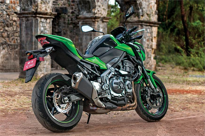 2017 Kawasaki Z900 review, performance, specifications