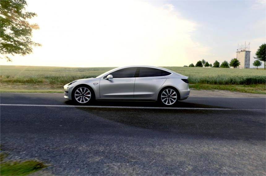 Tesla Model 3 To Roll Out On July 7 2017