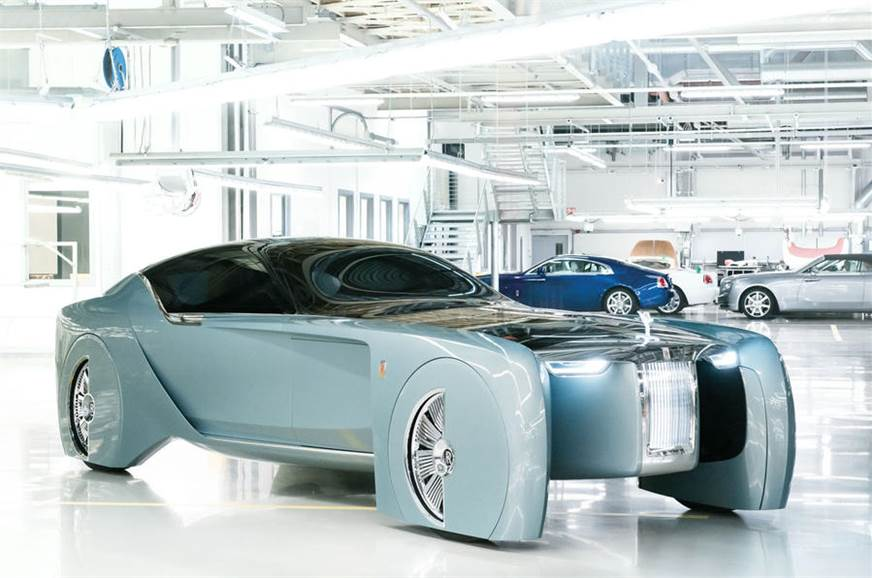 Rolls Royce Rules Out Hybrid Cars
