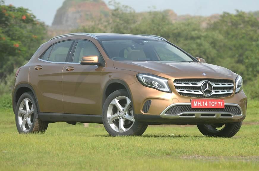 Mercedes Benz Gla Facelift Review Specs Performance Exterior Interior Price Autocar India