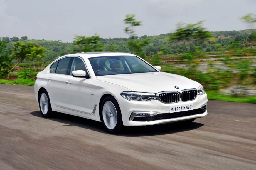 BMW 520d review, performance, exterior, interior, pricing