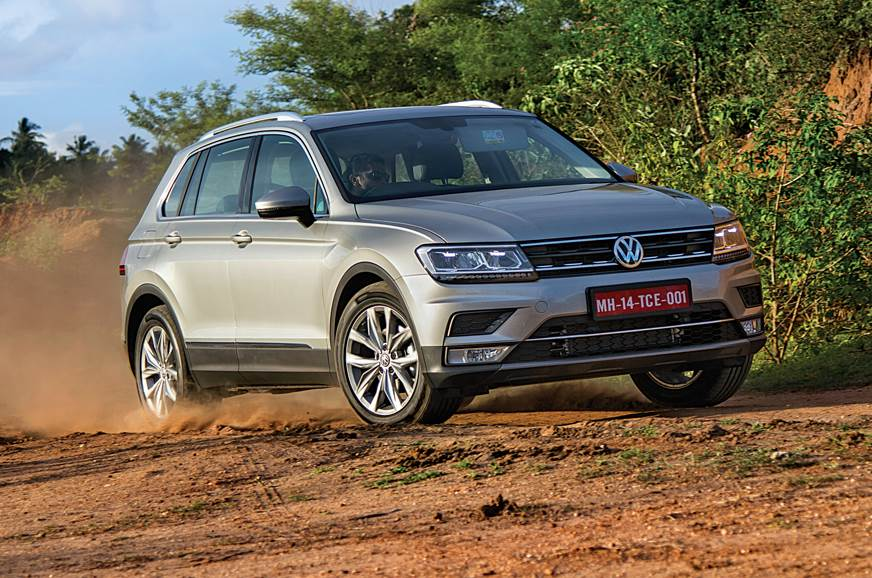 2017 Volkswagen Tiguan review, test drive