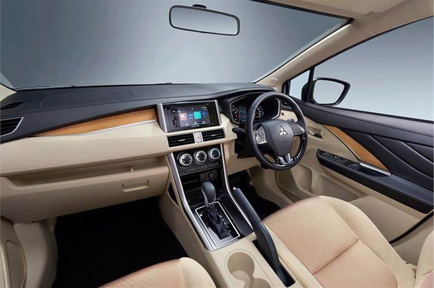 New Mitsubishi Expander Mpv Revealed Autocar India