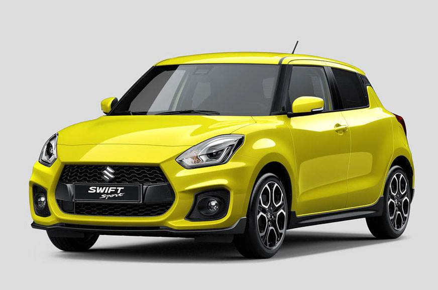 New 2017 Suzuki Swift Sport Revealed Likely India Bound Autocar India