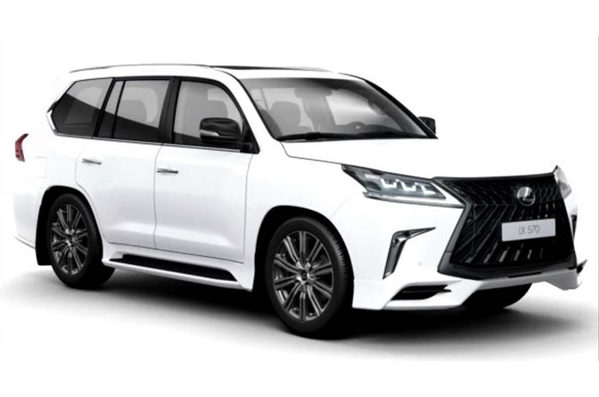 2018 Lexus Lx 570 Superior Leaked Before Unveil Autocar India