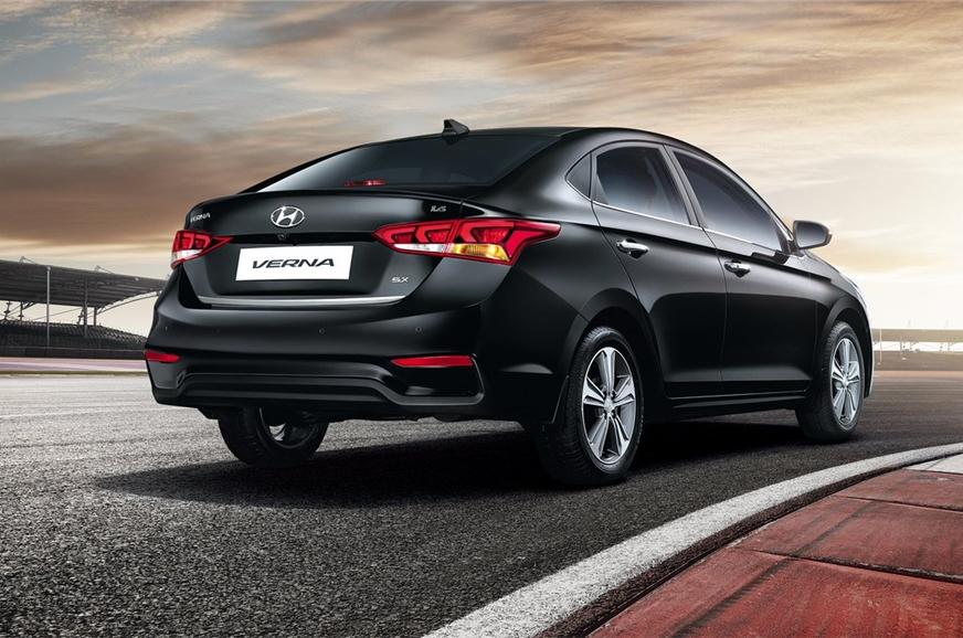 New Hyundai Verna Price Variants Explained New Interior And