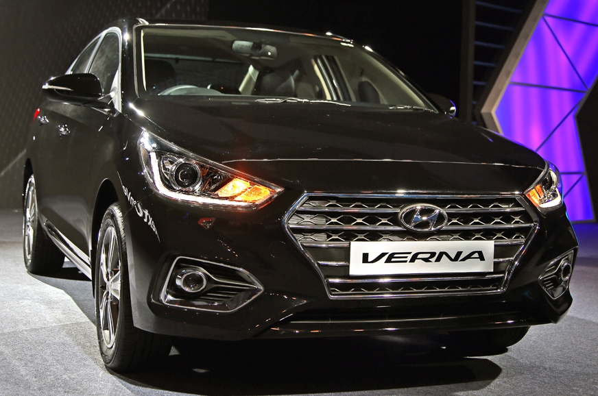 New Hyundai Verna 1 4 Likely To Launch Later In India Autocar India