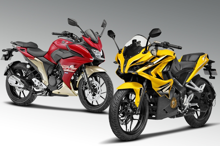 2017 Yamaha Fazer 25 Vs Bajaj Pulsar Rs200 Specifications