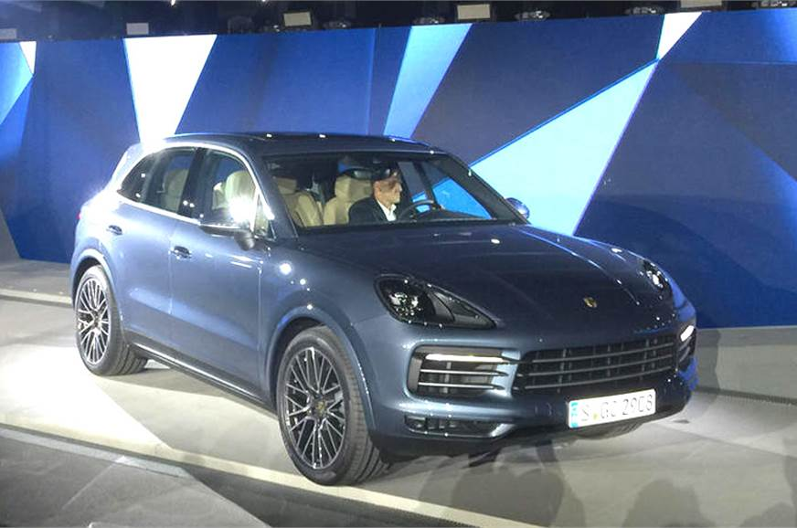 New 2018 Porsche Cayenne Revealed India Launch In June 2018