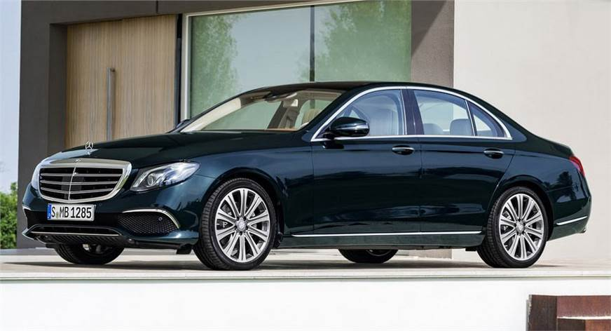 be91d45dafeb9f Mercedes suspends sale of E 350d in Germany - Autocar India