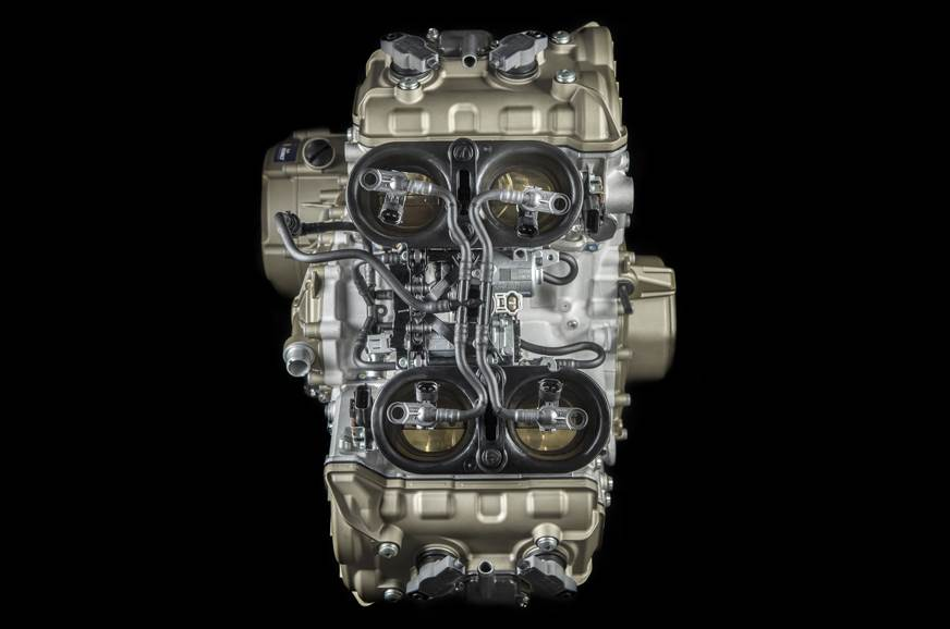 Ducati unveils new road-going V4 engine - Autocar India