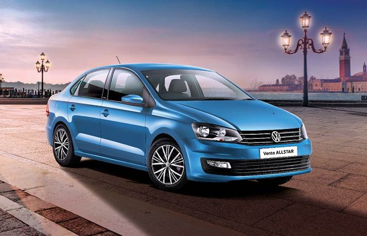 Volkswagen Vento Allstar Launched In India Autocar India