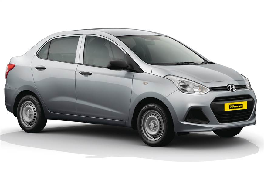 Hyundai Xcent Prime Cng Launched At Rs 5 93 Lakh Autocar India