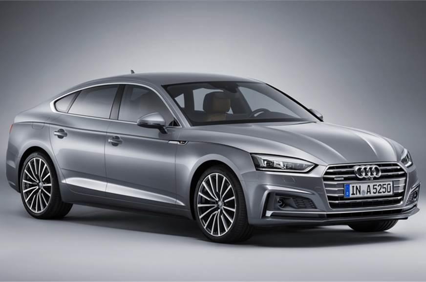 Audi A5 Sportback Cabin