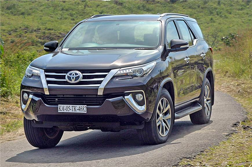 Toyota Innova Fortuner Corolla Etios Price Hiked Due To Gst Cess