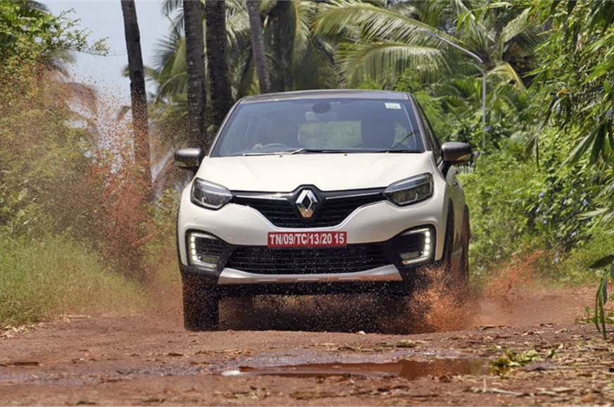 2017 Renault Captur Test Drive & Expert Review - Autocar India
