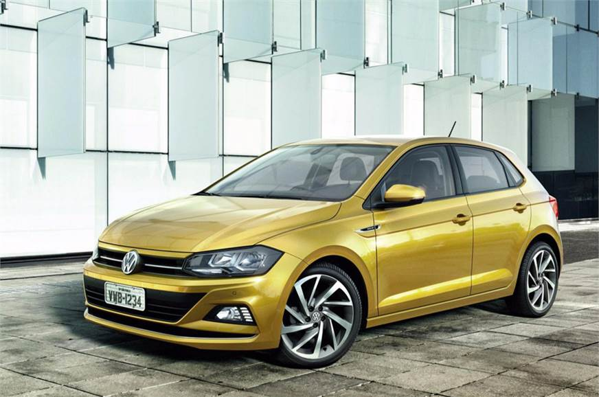 Next Gen Volkswagen Polo Details Revealed Along With Interior And