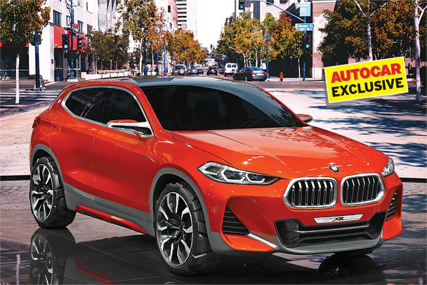 Bmw X2 X4 India Launch Date Expected Price And Features Autocar