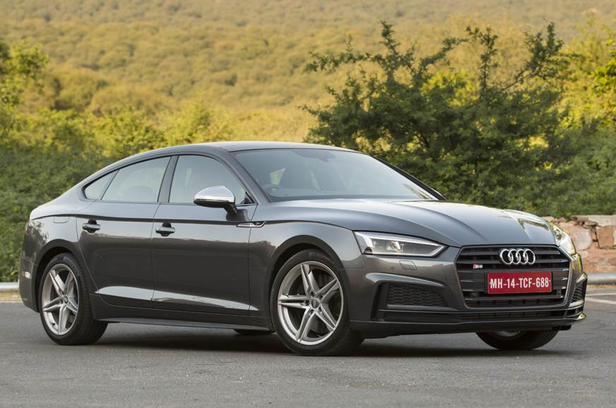 2017 Audi S5 A5 Sportback Review Test Drive Pricing Engine