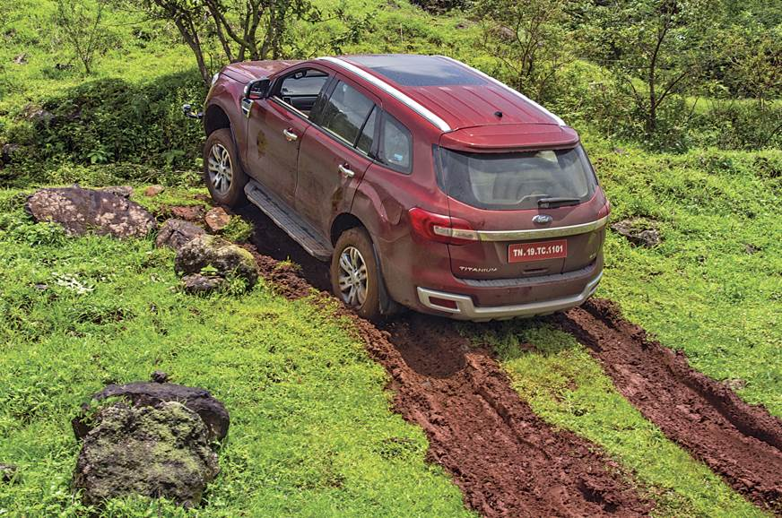 Off road review: Mahindra Thar, Ford Endeavour, Toyota