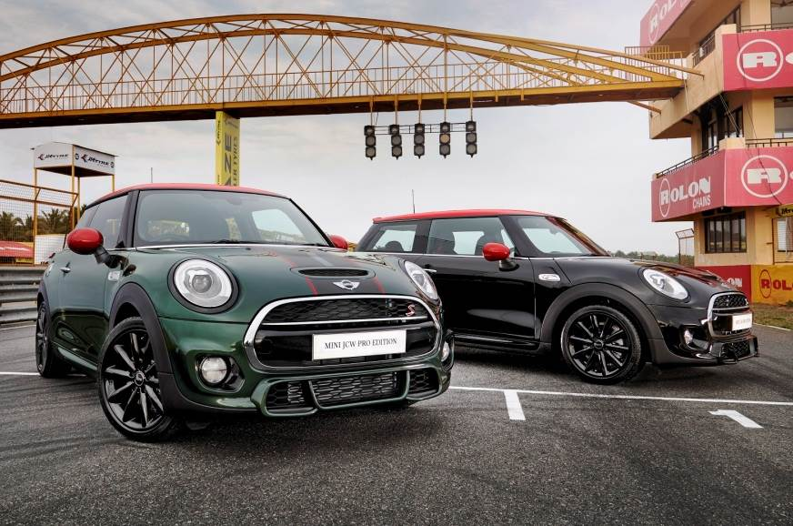 Mini Jcw Pro Edition Prices Features Specifications And More