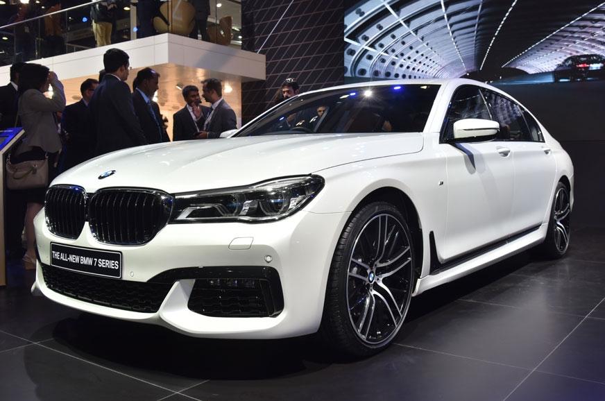 Representative Image Of The 2017 BMW 7 Series