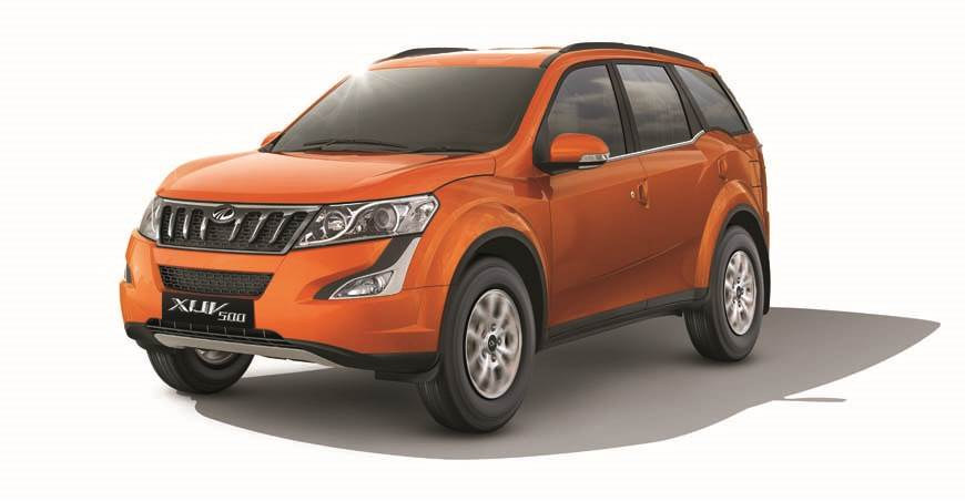 2017 Mahindra Xuv500 W9 With Sunroof Price Equipment Details And