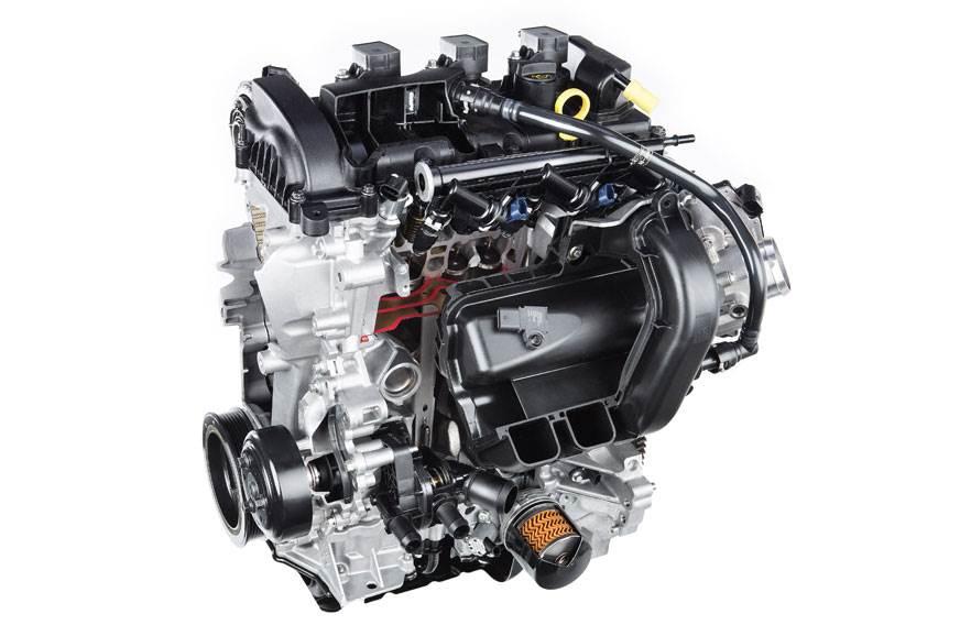 India Bound Ford Ecosport New 15 Dragon Engine Revealed