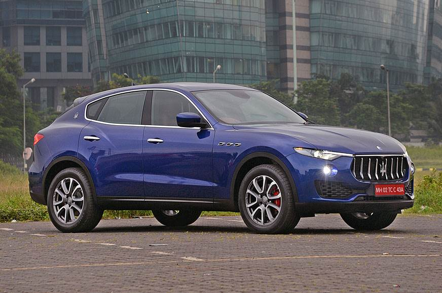 2017 Maserati Levante Review Test Drive
