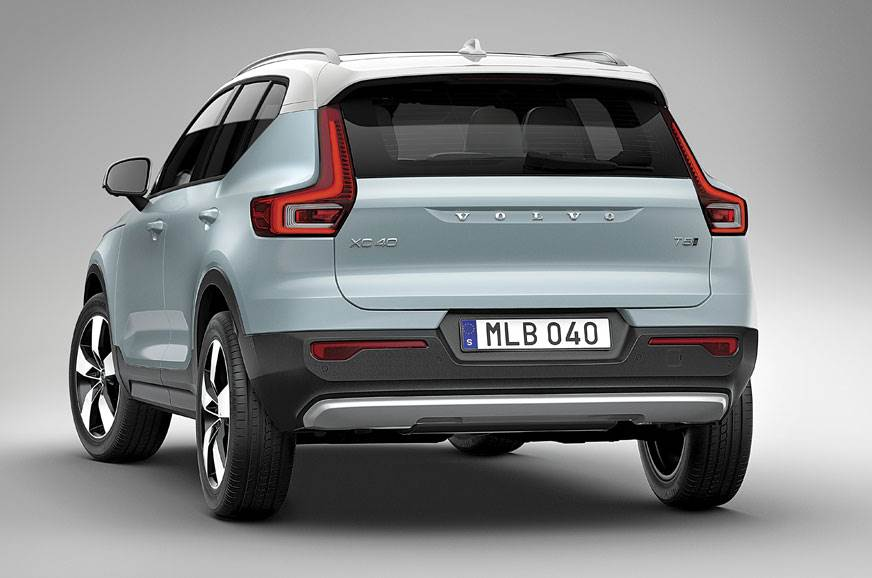 New Volvo Xc40 Leads New Compact 40 Series Autocar India