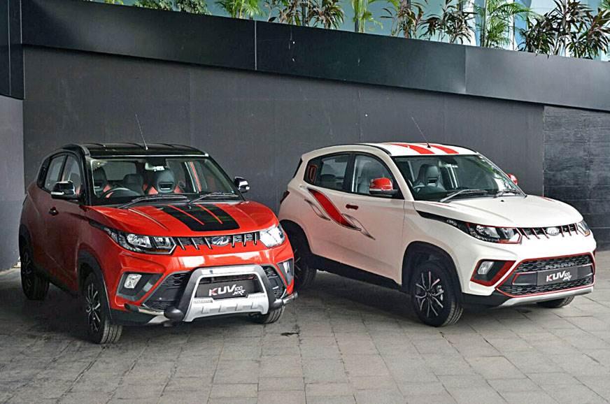 Mahindra KUV100 NXT facelift price, variants explained - Autocar India