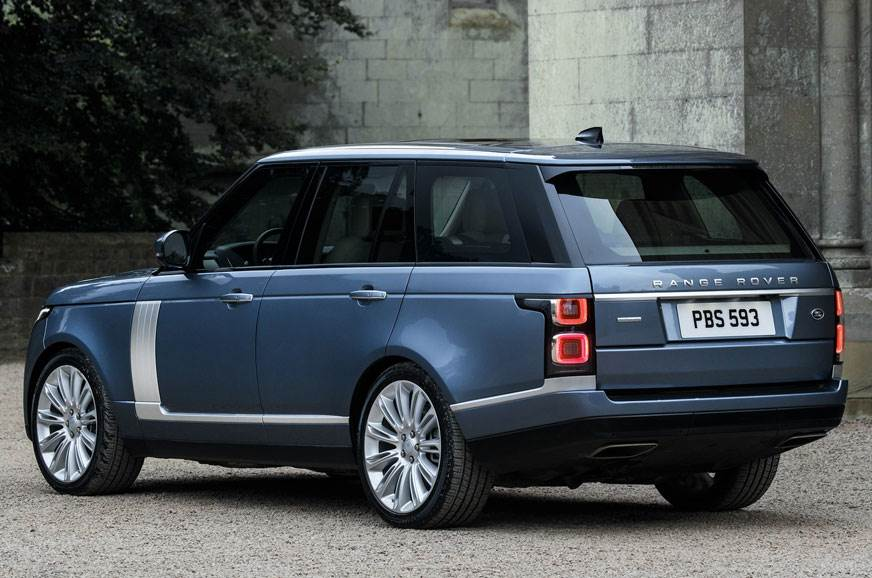 Range Rover Facelift Unveiled With New P400e Plug In Hybrid Variant