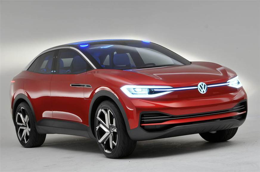Volkswagen Id Range To Offer Over The Air Technology Updates
