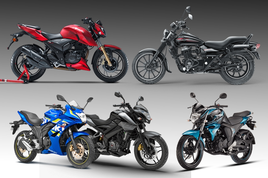 5 Best Bikes Under 1 Lakhs In India 2017 Autocar India