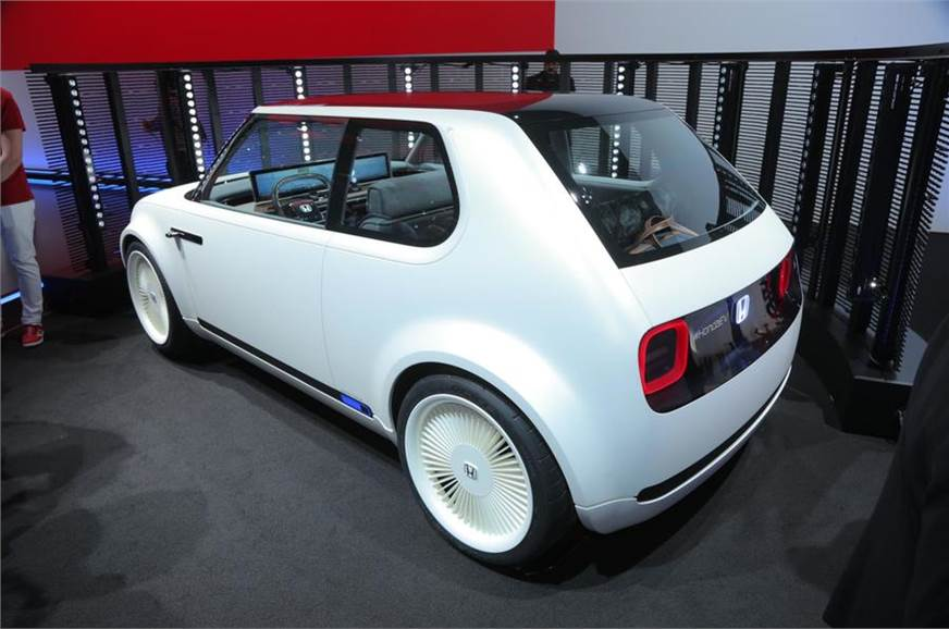 Honda Confirms International Launch For Urban Ev In 2020 Autocar India