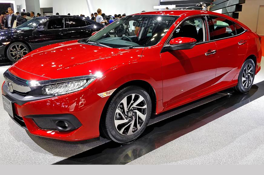 New Honda Civic Will Also Come To India In 2019