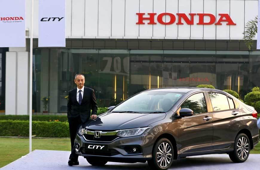 Honda City Crosses The 7 Lakh Sales Milestone In India Autocar India