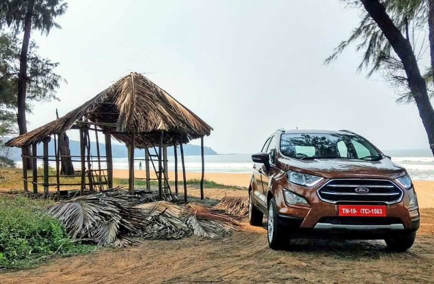 Ford Ecosport Facelift Bookings Open On November