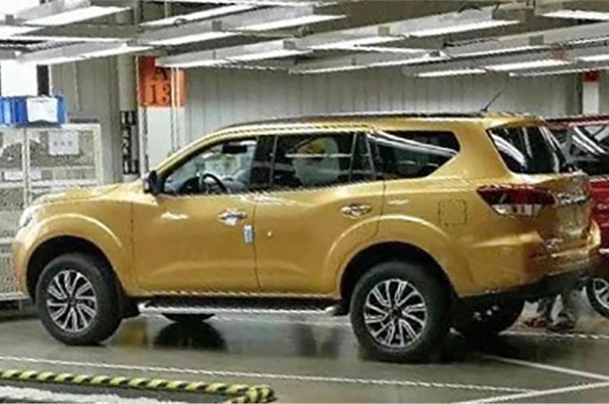 All-new Nissan Navara-based SUV leaked, expected launch ...