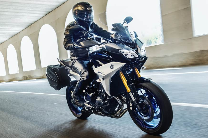 Mt 09 Tracer Gt >> Yamaha showcases 5 models at pre-EICMA event - Autocar India