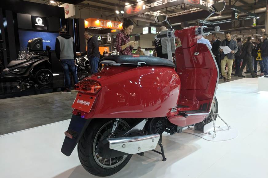 New Lambretta scooters unveiled at EICMA