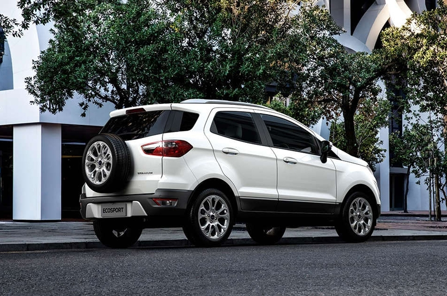 Ford EcoSport Facelift Price Variants Engine Details Equipment Features And More