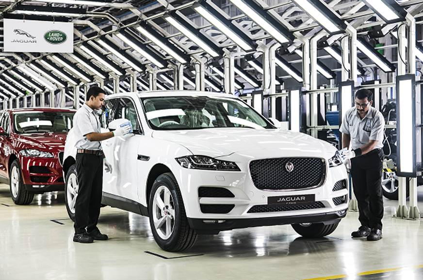 Locally Assembled Jaguar F Pace Prices Interiors Equipment