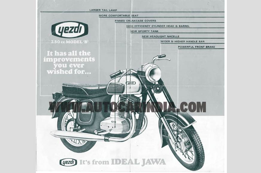 The greatest bikes of yesteryear - Feature - Autocar India