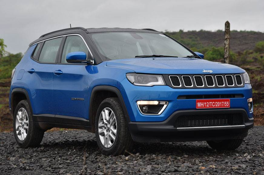Fca Recalls Jeep Compass In India Over Airbag Issue Autocar India