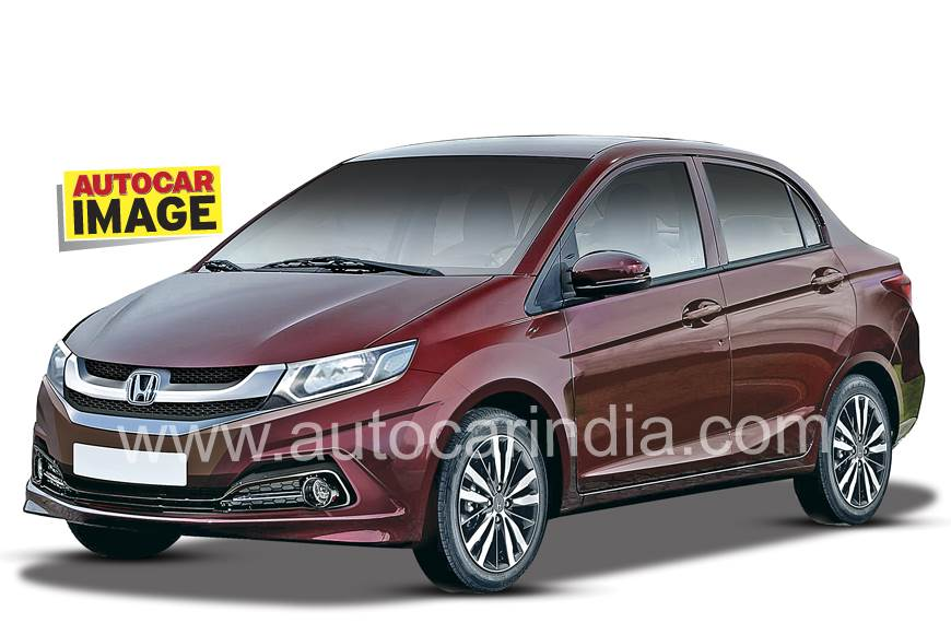 Next Gen Honda Amaze To Be Plusher And More Spacious Autocar India